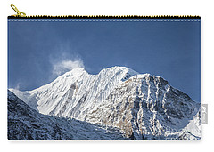 Sunrise Over The Gangapurna Peak At 7545m In The Himalayas In Ne Carry-all Pouch