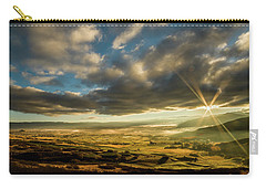 Sunrise Over The Heber Valley Carry-all Pouch