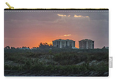 Sunrise Over The Intracoastal Carry-all Pouch