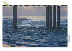Sunrise Over The Pier Carry-all Pouch