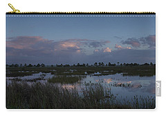 Sunrise Over The Wetlands Carry-all Pouch