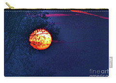 Sunrise Paint Carry-all Pouch
