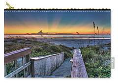 Sunrise Radiance Carry-all Pouch