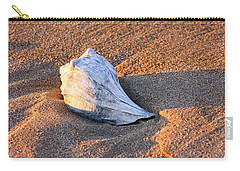 Sunrise Seashell Carry-all Pouch