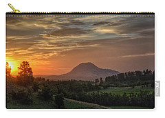Sunrise Serenity  Carry-all Pouch by Fiskr Larsen