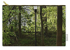 Carry-all Pouch featuring the photograph Sunrise Service by Skip Willits