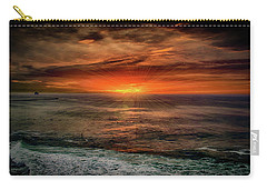 Sunrise Special Carry-all Pouch by Joseph Hollingsworth
