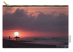 Sunrise Surfer Carry-all Pouch