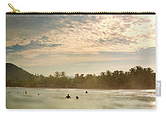 Sunrise Surfers Carry-all Pouch
