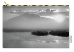 Carry-all Pouch featuring the photograph Sunrise by Tatsuya Atarashi