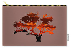 Sunrise Tree 2 Carry-all Pouch