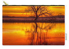 Sunrise Tree Carry-all Pouch