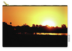 Sunrise Water Tower Carry-all Pouch