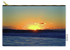Sunrise Wave I I I Carry-all Pouch
