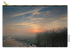 Sunrise Through The Fog Carry-all Pouch