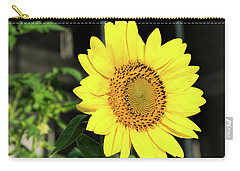 Sun's Up Carry-all Pouch by Ed Waldrop