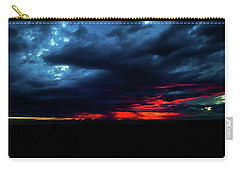 Sunset #10 Carry-all Pouch