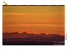 Sunset 8 Carry-all Pouch