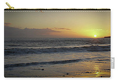 Sunset At Barry Carry-all Pouch