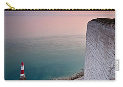 Sunset At Beachy Head Carry-all Pouch