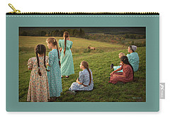 Sunset At Benezette Carry-all Pouch