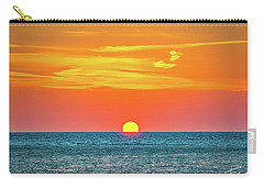 Sunset At Captiva Carry-all Pouch
