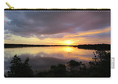 Sunset At Ding Darling Carry-all Pouch