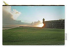 Sunset At El Morro Carry-all Pouch