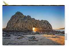 Sunset At Hole In The Rock Carry-all Pouch