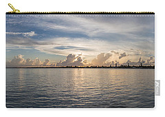 Sunset At Key Largo Carry-all Pouch