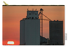 Sunset At Laird -01 Carry-all Pouch