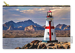Sunset At Lake Havasu Carry-all Pouch