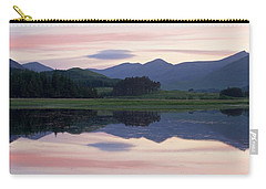 Sunset At Loch Tulla Carry-all Pouch by Stephen Taylor
