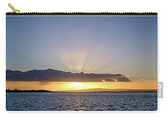 Sunset At Lough Derg Carry-all Pouch