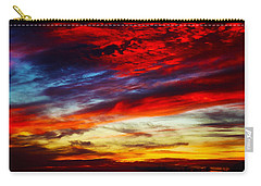 Sunset At Louie's Carry-all Pouch