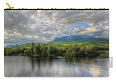 Sunset At Mt. Katahdin Carry-all Pouch