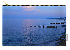 Sunset At North Beach Carry-all Pouch