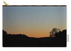 Sunset At Paulinskill Lake Carry-all Pouch