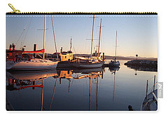 Sunset At Powell River Carry-all Pouch