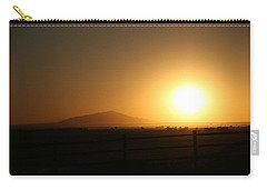 Sunset At Roswell New Mexico  Carry-all Pouch