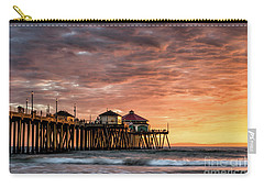 Sunset At Ruby's Carry-all Pouch