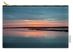 Sunset At Shelter Cove Carry-all Pouch