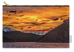 Sunset At Summit Cove And Summerwood June 17 Carry-all Pouch