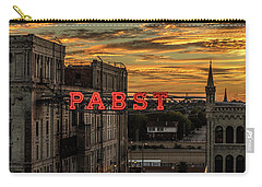 Sunset At The Brewery Carry-all Pouch