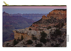 Sunset At The Grand Canyon Carry-all Pouch