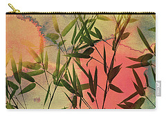 Sunset Bamboo Carry-all Pouch