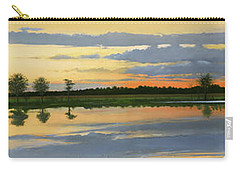 Sunset Ben Jack Pond Carry-all Pouch