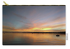 Sunset Blaze Carry-all Pouch