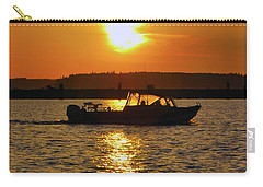 Sunset Boat Carry-all Pouch