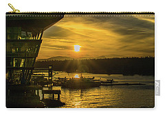 Sunset By The Convention Centre Carry-all Pouch